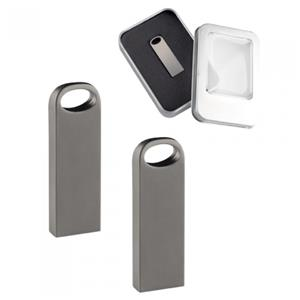 Metal Usb Flash Bellek  16 GB