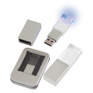 Kristal Usb Flash Bellek  8 GB